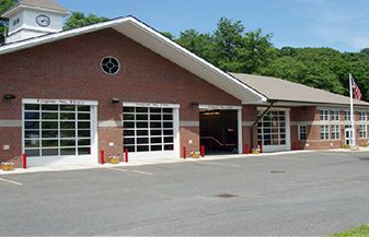 New Fire Station Construction - Commercial contractor in Chicopee, MA